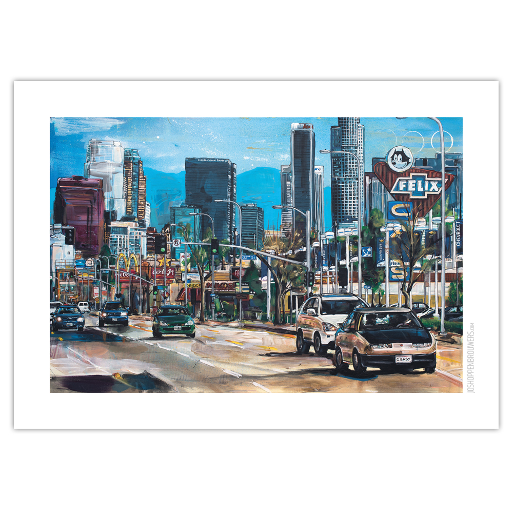 los Angeles LA l.a. Angels USA usa prints poster art painting canvas plakat affiche cartel LosAngelesposter LosAngelesplakat LosAngelesprint LosAngelesart LosAngelespainting LosAngelesaffiche LosAngelescanvas