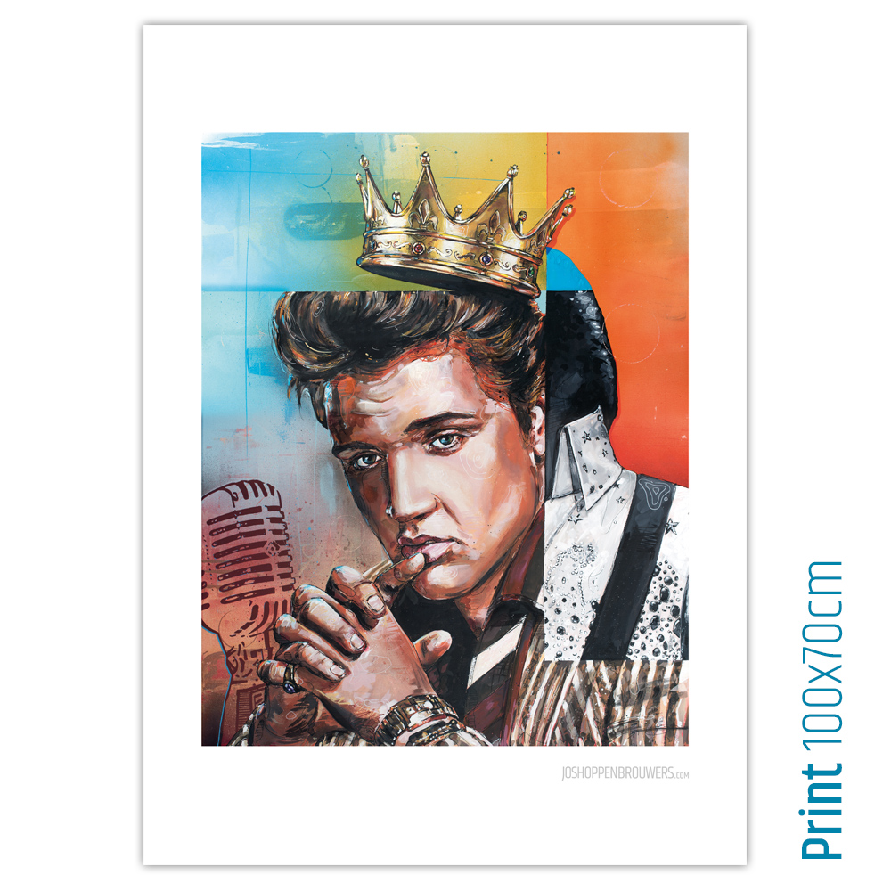 Elvis Elvisposter Elvisprint Elvisart Elviscrown Elvisartwork Elviscanvas Elvisarte Elvispainting Elvisschilderij Elvisposters Elvispresley Elvispresleyposter Elvispresleyprit Elvispresleycanvas Elvispresleyarte Elvispresleypainting Elvispresleyschilderij Elvispresleycrown king theking thekingposter thekingprint