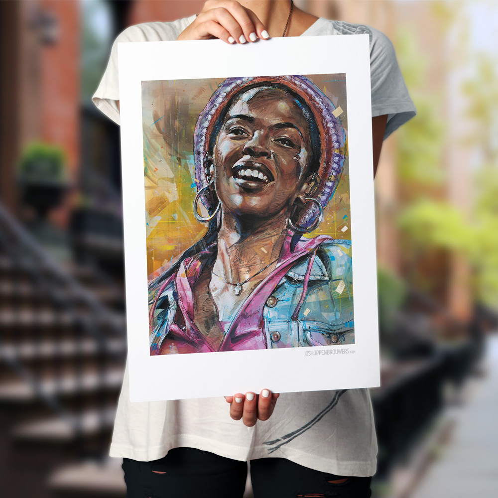Laureyn hill laurynhill laurynhillprint laurynhillposter laurynhillart laurynhillpainting laurynhillmusic laurynhillcanvas the fugees thefugeesprint thefugeesart laurenhill laurenhillposter laurenhillprint laurenhillarty laurenhillpainting laurenhillcanvas