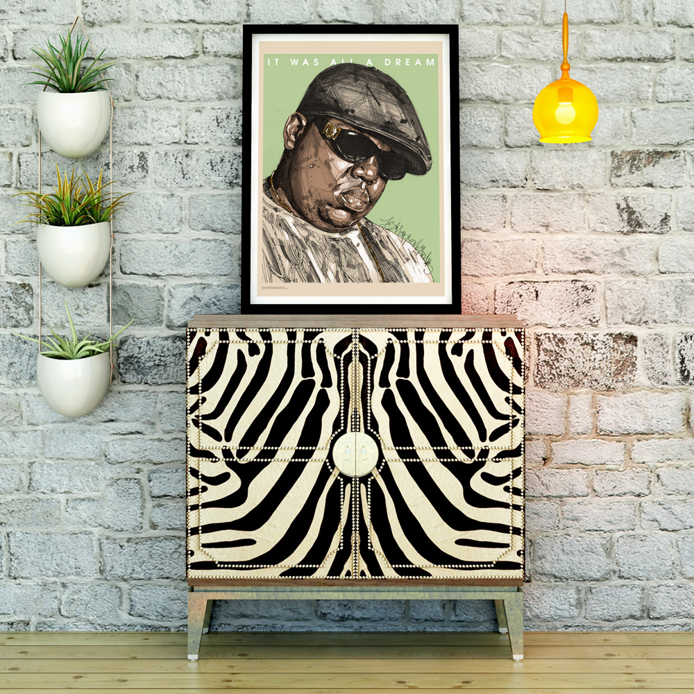 NotoriousBIG Notorious.B.I.G theNotoriousBIG Biggie biggieprint biggieposter NotoriousBIGprint NotoriousBIGposter NotoriousBIGpainting NotoriousBIGart hiphopprint christopher wallacechristopher wallace biggie smalls biggiesmalls hihop art poster print hiphopposter