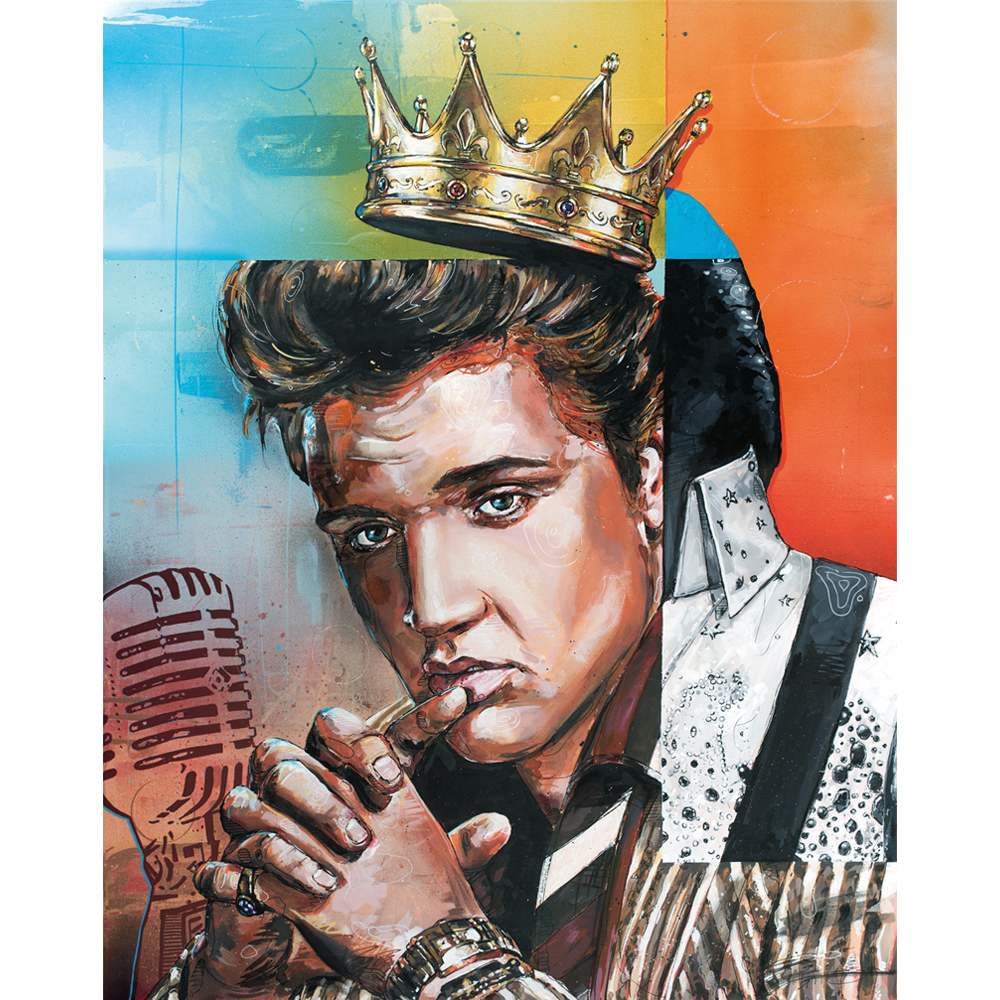 Elvis Elvisposter Elvisprint Elvisart Elviscrown Elvisartwork Elviscanvas Elvisarte Elvispainting Elvisschilderij Elvisposters Elvispresley Elvispresleyposter Elvispresleyprit Elvispresleycanvas Elvispresleyarte Elvispresleypainting Elvispresleyschilderij Elvispresleycrown king theking thekingposter thekingprint