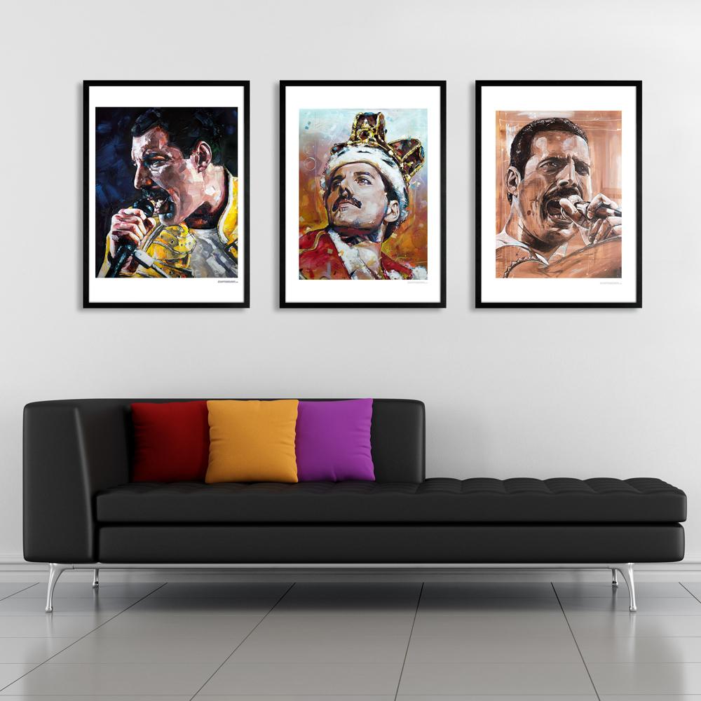Freddie Mercury painting, Freddie Mercury art, Freddie Mercury, Freddie Mercury print Freddie Mercury art Freddie Mercury poster Queen print Queen poster Queen art bohemian rhapsody