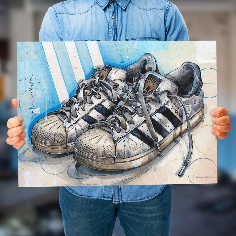 Adidas Adidasprint Adidasposter Adidasart Adidaspainting Adidasarte Adidasaffiche Adidascartel Adidasposters Adidaskunst Adidasschilderij Adidasarte AdidasPainting Adidasplakat Adidasmalerei Sneaker AdidasSneaker Sneakers sneakerart topic